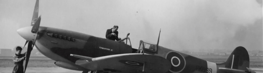 Reginald Mitchell: Father of the Spitfire
